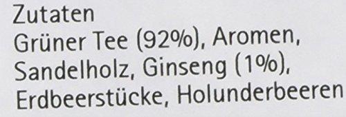Nibelungentee Roter Ginseng, Grünteemischung, 1er Pack (1 x 300 g)