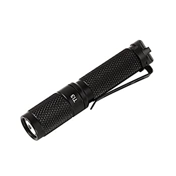 Thrunite® Mini Ti3 Cree Xp-l Schlüsselanhänger-taschenlampe Aaa Max 130 Lumen (Ti3 Xp-l Kaltweiß) 0
