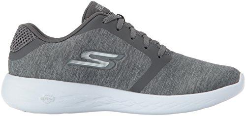 Skechers Performance Damen Go Run 600-Divert Hallenschuhe Grau (Grey)