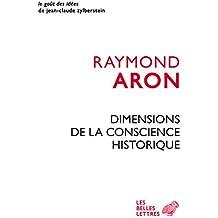 Dimensions de la conscience historique (Le Goût des idées t. 11)