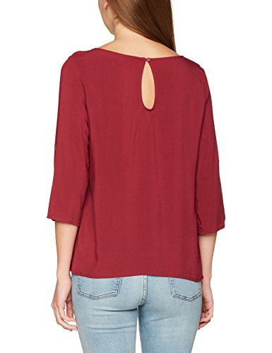 Only Damen Bluse Rot (Sun-Dried Tomato)