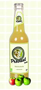 12 Flaschen Proviant Apfelschorle naturtrüb Berlin a 0,33l inc. Pfand