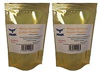 Mango Flavoured Gelatin Powder 200 (2 x100) Grams