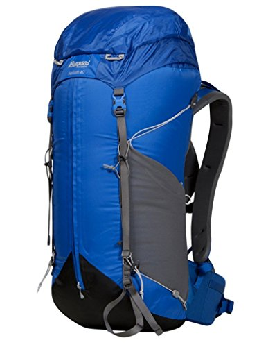 Bergans Helium 40 - Wanderrucksack athens blue/solid grey