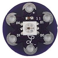 Lilypad Pixelplatte Ws2812 5050 RGB Lampe Panel LED-Modul Für Arduino