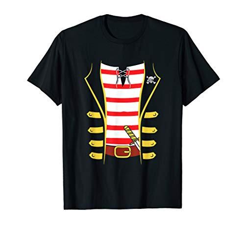 Piraten-Kostüm für Spooky Halloween-Party - Piraten Pyjama Kleinkind Kostüm