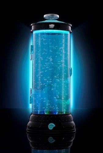 Imagen 3 de Monster High V7963 - Muñeca Lagoona Blue con Hidrocápsula Luminosa (Mattel) - incluye muñeca