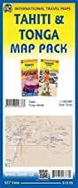 Map Pack - Tahiti & Tonga