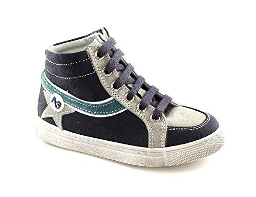 Nero Giardini Black Jardins Junior 2974 Chaussures de Bébé BL Espadrille Mi Postal