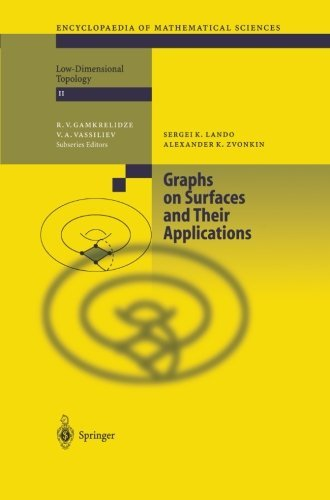 Graphs on Surfaces and Their Applications (Encyclopaedia of Mathematical Sciences Book 141) (English Edition)