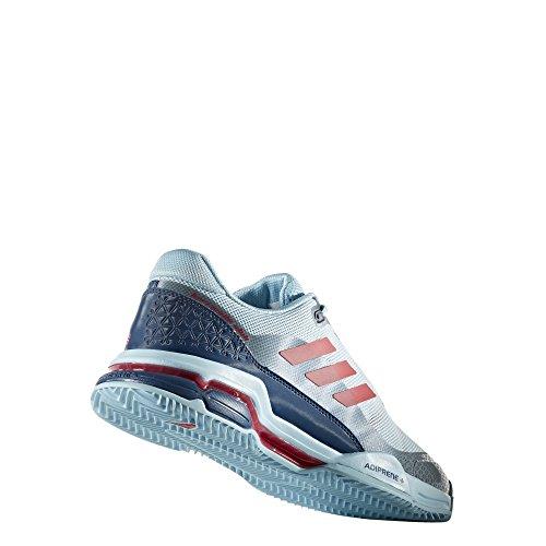 adidas Herren Barricade Club Tennisschuhe Mehrfarbig (Azuhie / Rosene / Azunoc)