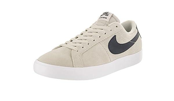 Nike Skateboard Sneaker Turnschuhe Freizeit-Schuhe SB Blazer Vapor Herren Beige