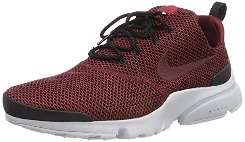 reputable site 24387 d660a Nike Chaussures Athlétiques Couleur Rouge Black Team Red-Team Red Taille  44.5 EU