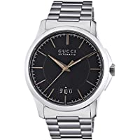 Gucci G-Timeless Collection Men's Automatic Watch with Analogue Display (YA126432)