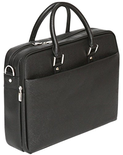 Felda Vegan Leather Laptop Brief...