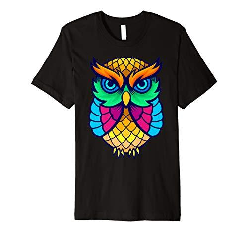 Crochet Eule T Shirt: Eule Art Eule Decor Eule Häkelmuster