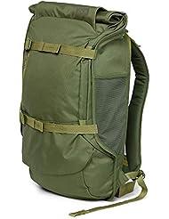 AEVOR Travel Pack Lifestyle Reiserucksack in Handgepäck-Größe erweiterbar auf 45 Liter inklusive abnehm- und verstellbarem Hüftgurt