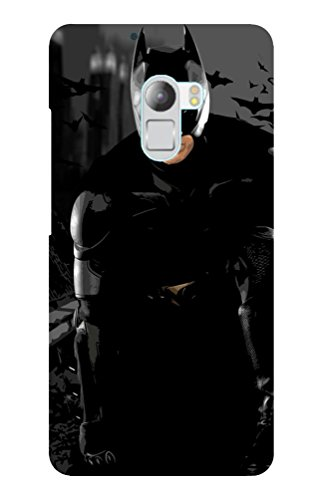 Cell Planet's High Quality Designer Mobile Back Cover for Lenovo K3 Note on Comics/Cartoons/Superheroes theme - ht-lnovo_k4_note-superman_023