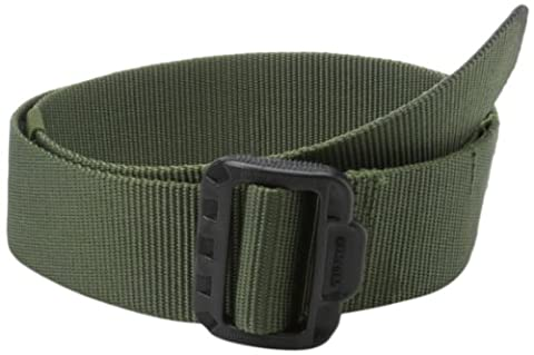 TRU-SPEC Men's Tru Security Friendly Belt, Olive Drab, 4X-Large