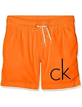 Calvin Klein Jungen Einteiler Core Neon Medium Drawstring/Placed Logo
