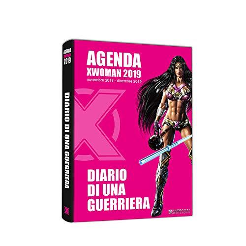 Agenda XWoman 2019 – Diario di una Guerriera