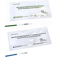 5 One+Step Frühschwangerschaftstest + 25 One+Step Ovulationstests preisvergleich bei billige-tabletten.eu