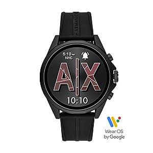 Armani Exchange Smart Watch, Touchscreen AXT2007