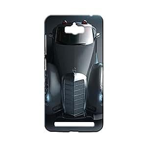BLUEDIO Designer 3D Printed Back case cover for Asus Zenfone Max - G2461