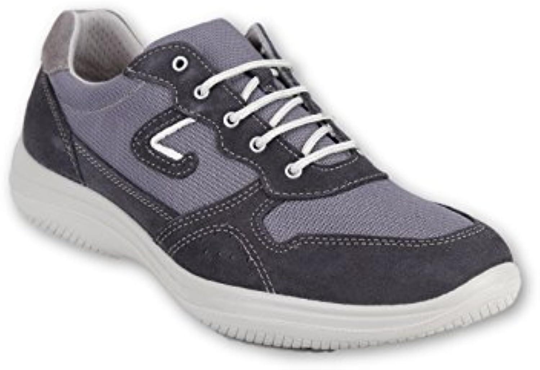 Grisport Herren Sneaker Grau Vesuvio 1.2/1.4 Deep