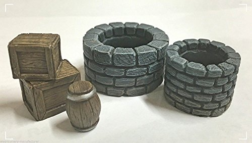 WWS Wells, Crates and Barrels Resin Kit R3 for sale  Delivered anywhere in UK