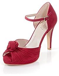 d31c06ea1df8 Suchergebnis auf Amazon.de für  Alba Moda  Schuhe   Handtaschen