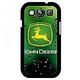 John Deere Silikonhülle Hülle Für Samsung Galaxy S3.John Deere Logo Silikonhülle Hülle.John Deere Marke Logo Silikonhülle Hülle