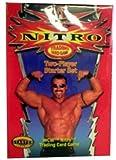 Best Wcw  Nitro - WCW NITRO(WWF Raw Deal) TCG 2-Player Starter Deck Review
