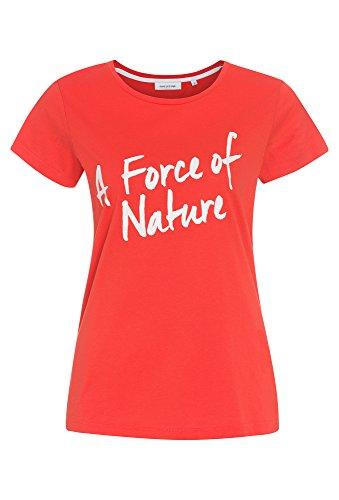 Greystone Damen T-Shirt 30102065 Red