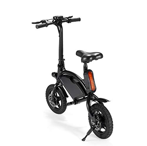 Bright love Plegable eléctrico Bicicleta batería