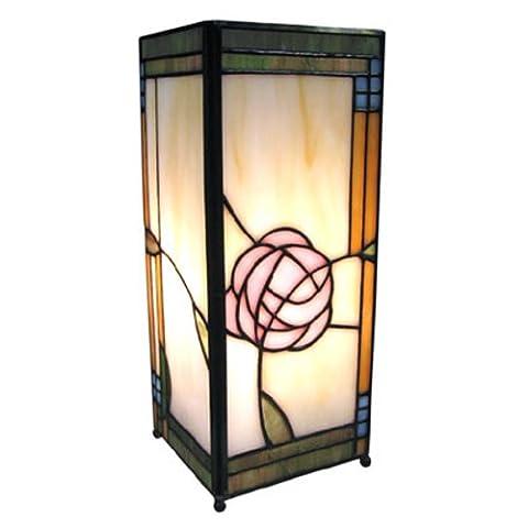 Tiffany Style Table Lamp 10.5