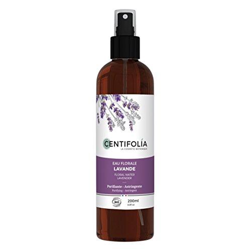 CENTIFOLIA - Bio-Lavendel Hydrosol - Beruhigend, beruhigend und abschwellend für empfindliche Haut - Alkoholfrei - Vegan - 200 ml