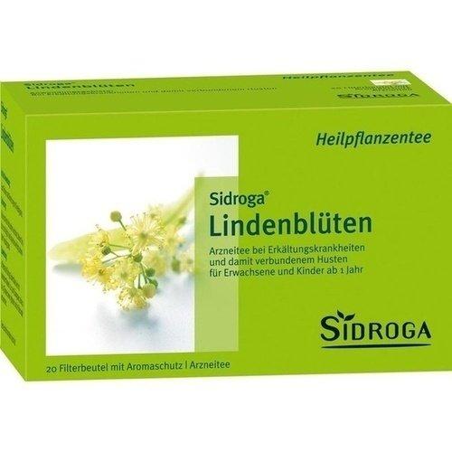 Sidroga Lindenblüten Tee Filterbeutel 20 stk