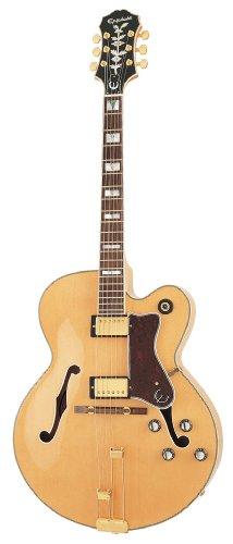 Epiphone ETBWNAGH1 Broadway E-Gitarre natur Memphis Korn