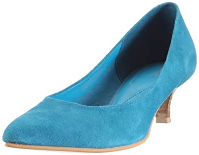 Marc Shoes 1.463.02-28/592-Alba, Damen Pumps, Grün (lagoon 592), EU 41.5 (UK 7.5)