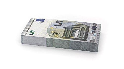 Cashbricks 100 x €5 Euro Spielgeld Scheine - verkleinert - 75{4316942221f7d7e136e49d4121144a1711d90d8f1c55ff41d3ec459448e583c6} Größe