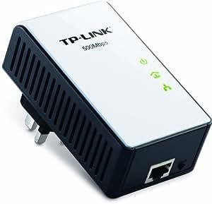 TP Link TL-PA511 500 Mbps Gigabit Single Powerline Adapter