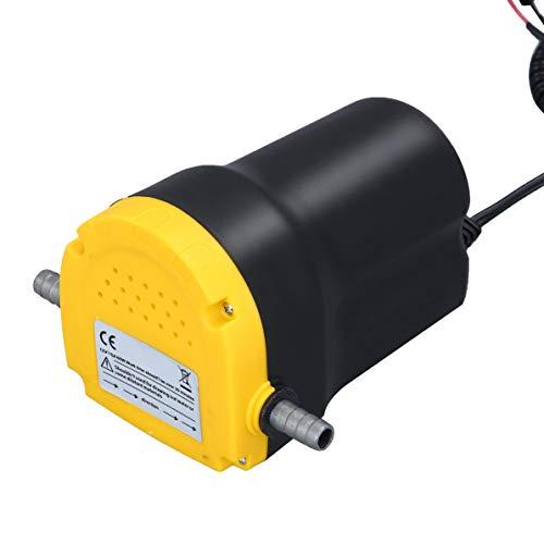 Pompa di aspirazione elettrica per il trasferimento di olio diesel 12 V per auto moto barca