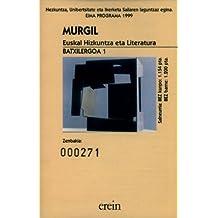 Murgil Batxilergoa 1 CD