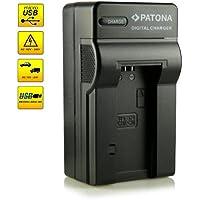 4in1 Caricabatteria NP-FC10 / NP-FC11 per Sony Cybershot DSC-P2 |