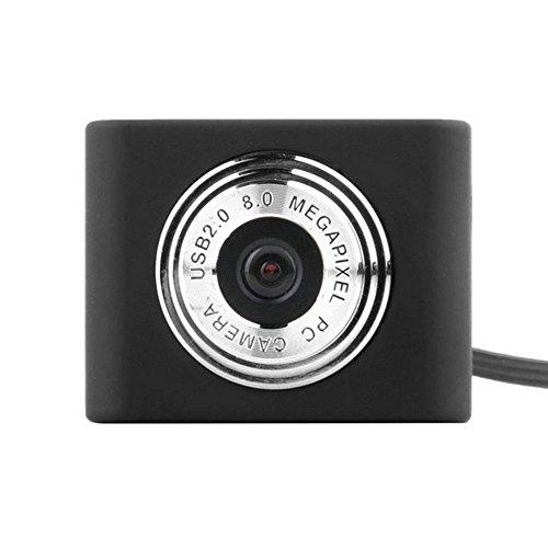 kdheart Videokamera/Videokamera mit 120 Grad USB 2.0 DC 5 V 30 fps Büro im Haus Zubehör Laptop PC Computer Computer