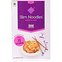 Eat Water Slim Noodles (Only 35 Calories) Ready to Eat - 200 gm (Pack of 1)