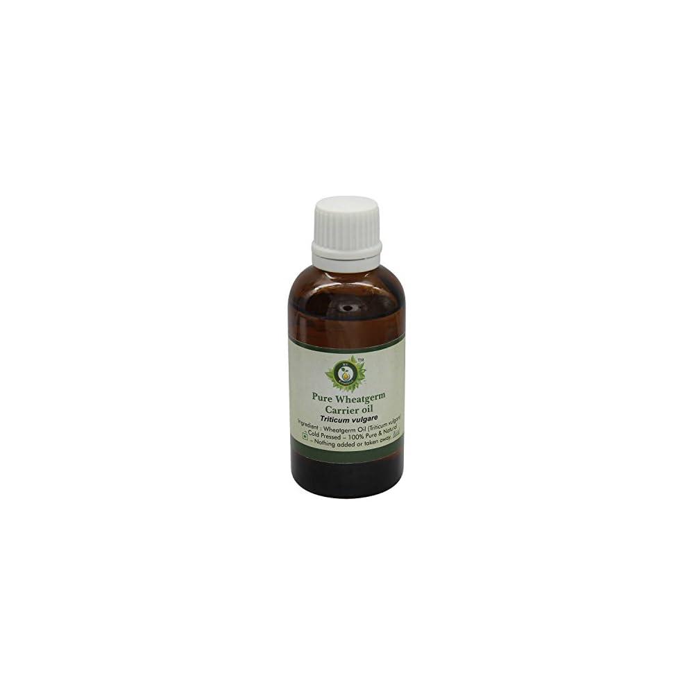 R V Essential Reines Wheatgerm Trger L Triticum Vulgare 100 Reines Und Natrliche Kaltgepresste Pure Wheatgerm Carrier Oil