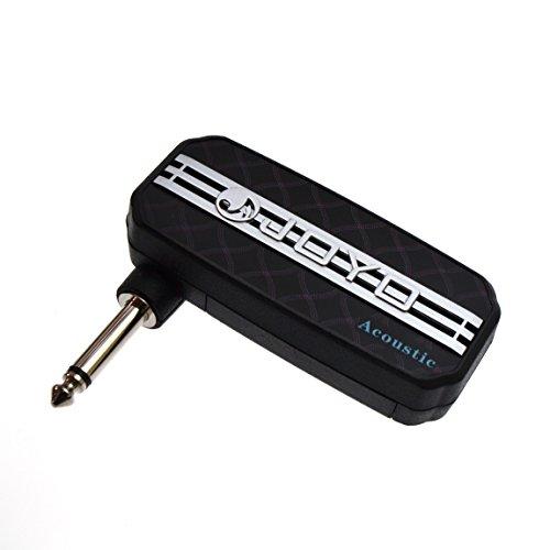 Joyo Acoustic JA-03 Mini-Verstärker mit Kopfhörerstecker, für Akustikgitarren, Taschenformat