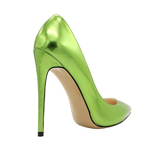 EKS , Sandales Compensées femme green